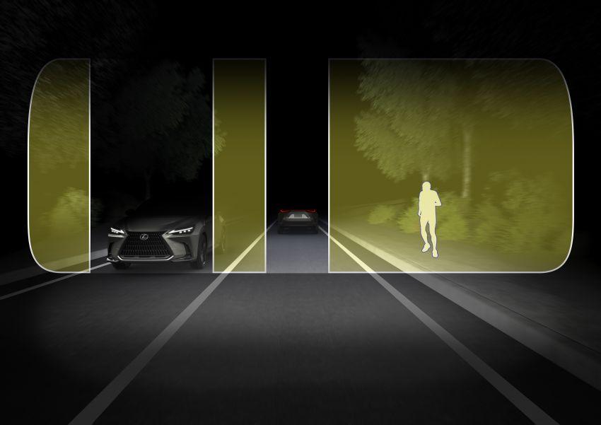 Lexus NX 2022 didedah – generasi kedua dirombak sepenuhnya, dapat enjin hibrid, PHEV dan 2.4 Turbo Image #1307032