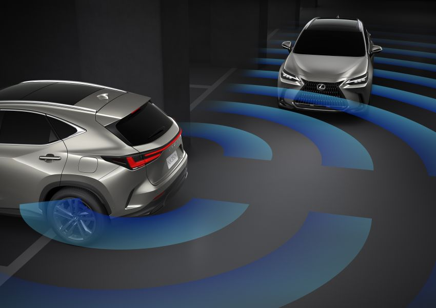 Lexus NX 2022 didedah – generasi kedua dirombak sepenuhnya, dapat enjin hibrid, PHEV dan 2.4 Turbo Image #1307034