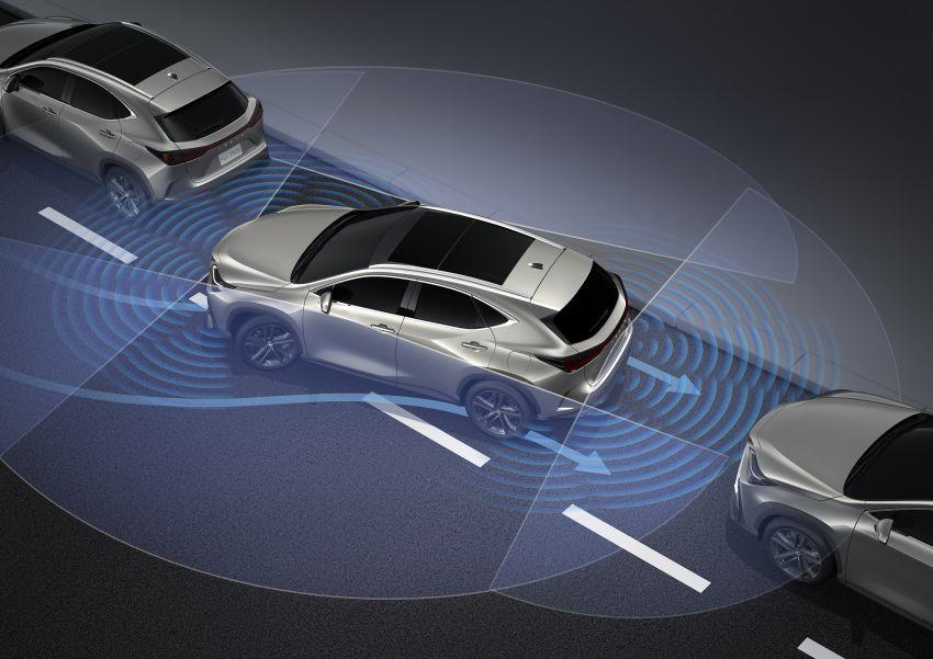 Lexus NX 2022 didedah – generasi kedua dirombak sepenuhnya, dapat enjin hibrid, PHEV dan 2.4 Turbo Image #1307036