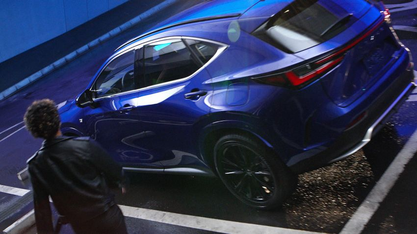2022 Lexus NX officially revealed – second-gen SUV gets PHEV, 2.4 Turbo; new rear logo, interior concept Image #1306429