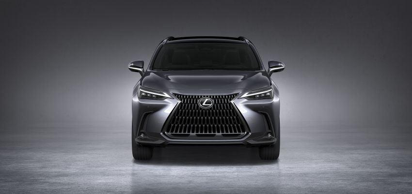 Lexus NX 2022 didedah – generasi kedua dirombak sepenuhnya, dapat enjin hibrid, PHEV dan 2.4 Turbo Image #1306895
