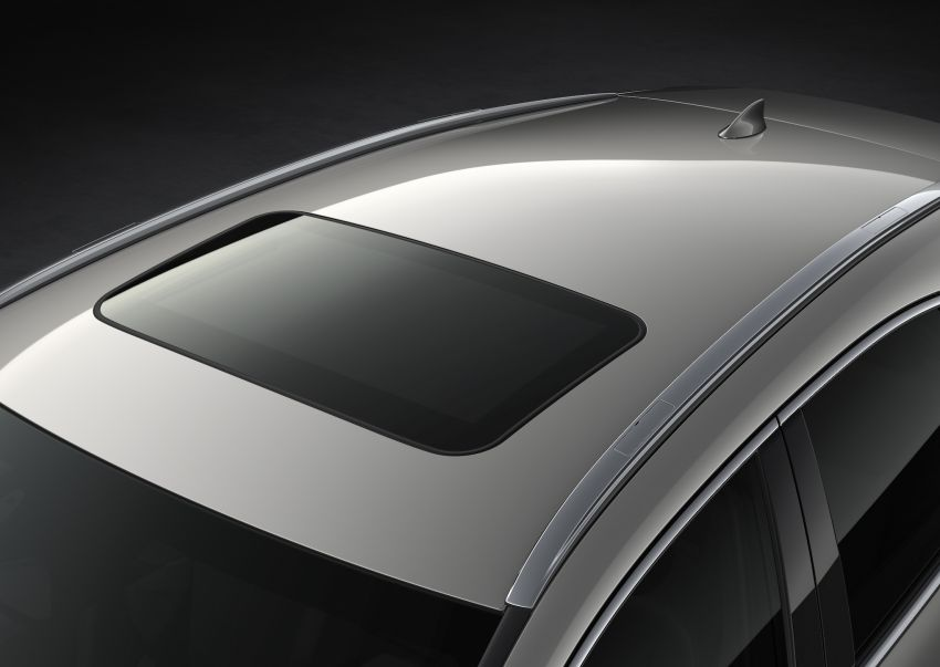 Lexus NX 2022 didedah – generasi kedua dirombak sepenuhnya, dapat enjin hibrid, PHEV dan 2.4 Turbo Image #1306915