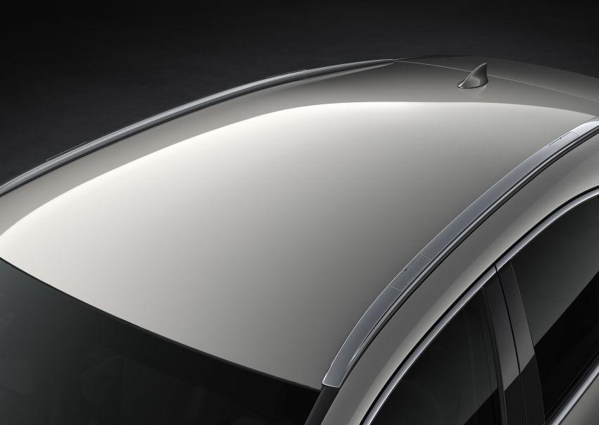 Lexus NX 2022 didedah – generasi kedua dirombak sepenuhnya, dapat enjin hibrid, PHEV dan 2.4 Turbo Image #1306917