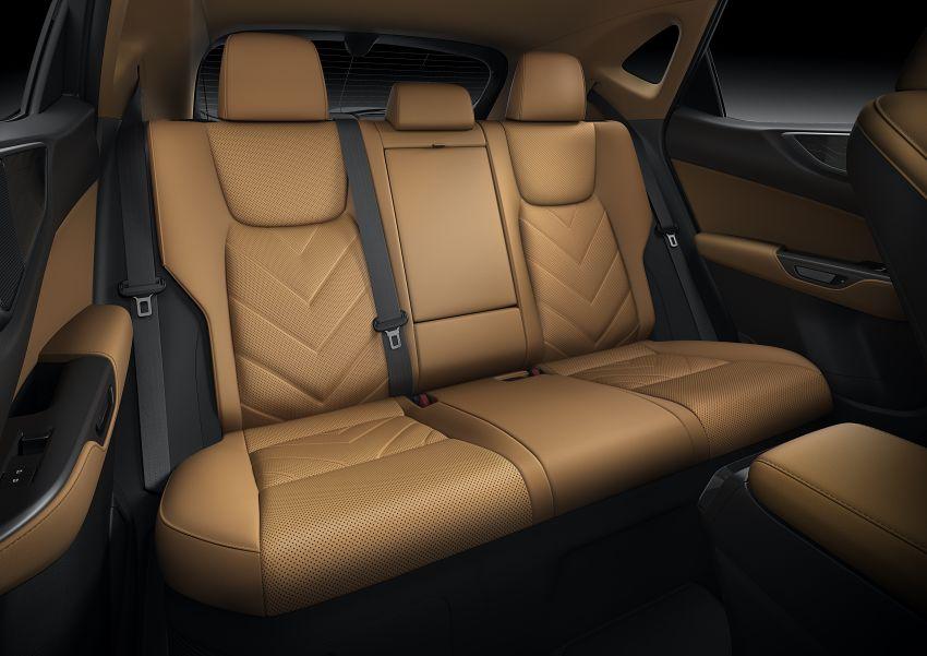 Lexus NX 2022 didedah – generasi kedua dirombak sepenuhnya, dapat enjin hibrid, PHEV dan 2.4 Turbo Image #1306955