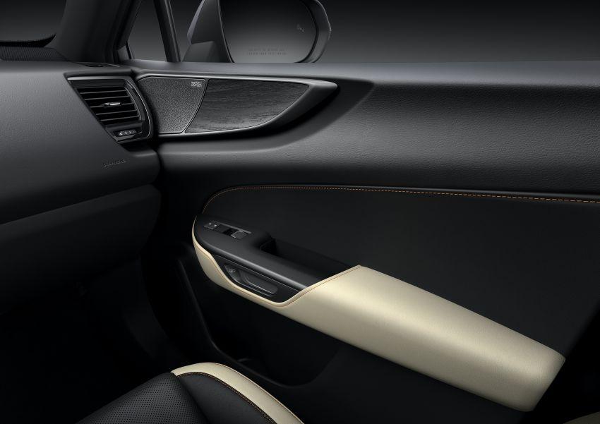 Lexus NX 2022 didedah – generasi kedua dirombak sepenuhnya, dapat enjin hibrid, PHEV dan 2.4 Turbo Image #1306957