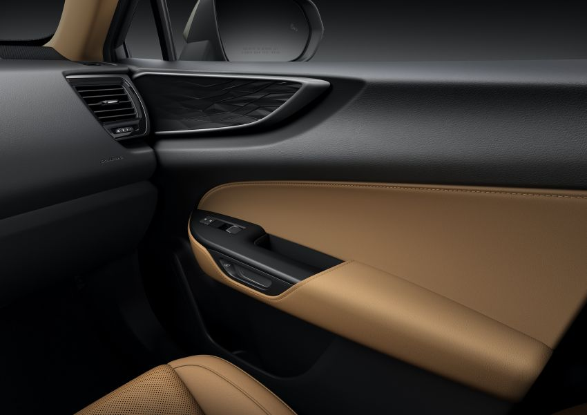 Lexus NX 2022 didedah – generasi kedua dirombak sepenuhnya, dapat enjin hibrid, PHEV dan 2.4 Turbo Image #1306958