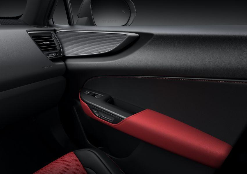 Lexus NX 2022 didedah – generasi kedua dirombak sepenuhnya, dapat enjin hibrid, PHEV dan 2.4 Turbo Image #1306959