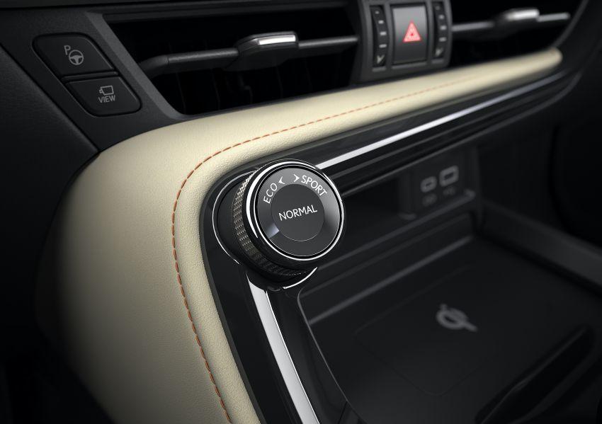 Lexus NX 2022 didedah – generasi kedua dirombak sepenuhnya, dapat enjin hibrid, PHEV dan 2.4 Turbo Image #1306961