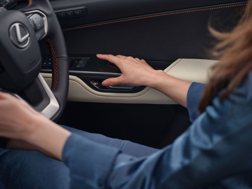 Lexus NX 2022 didedah – generasi kedua dirombak sepenuhnya, dapat enjin hibrid, PHEV dan 2.4 Turbo Image #1306875