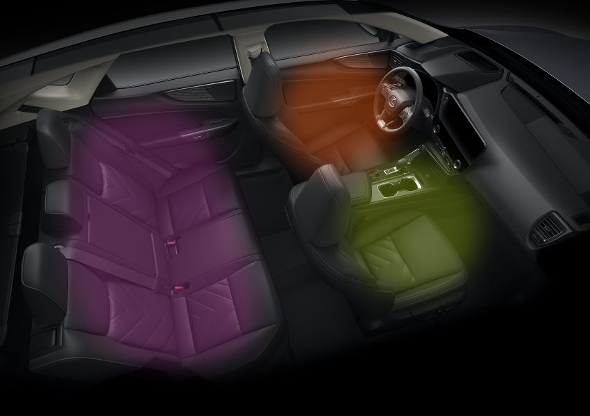 Lexus NX 2022 didedah – generasi kedua dirombak sepenuhnya, dapat enjin hibrid, PHEV dan 2.4 Turbo Image #1306965