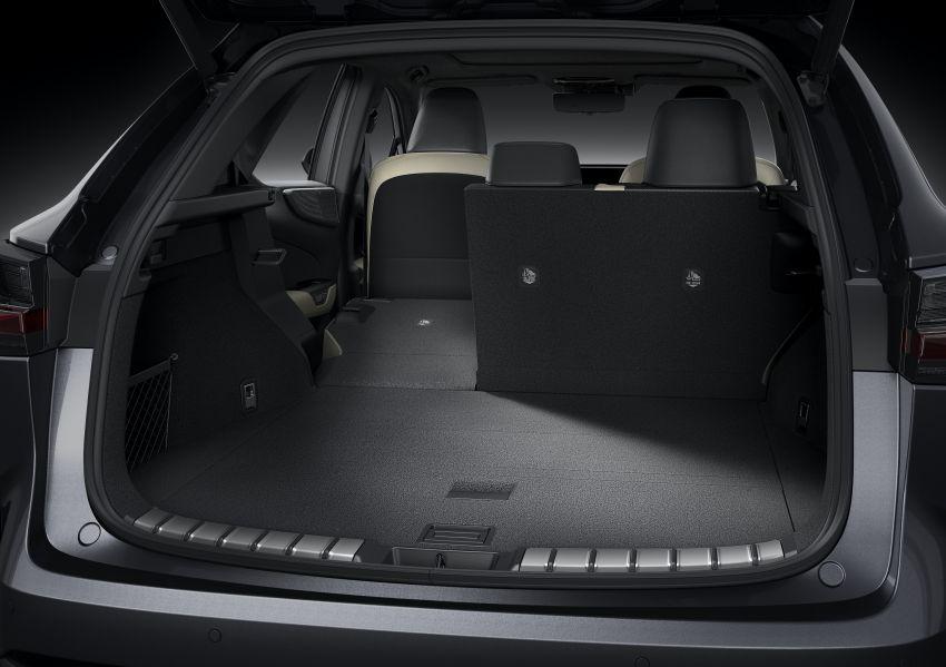 Lexus NX 2022 didedah – generasi kedua dirombak sepenuhnya, dapat enjin hibrid, PHEV dan 2.4 Turbo Image #1306966