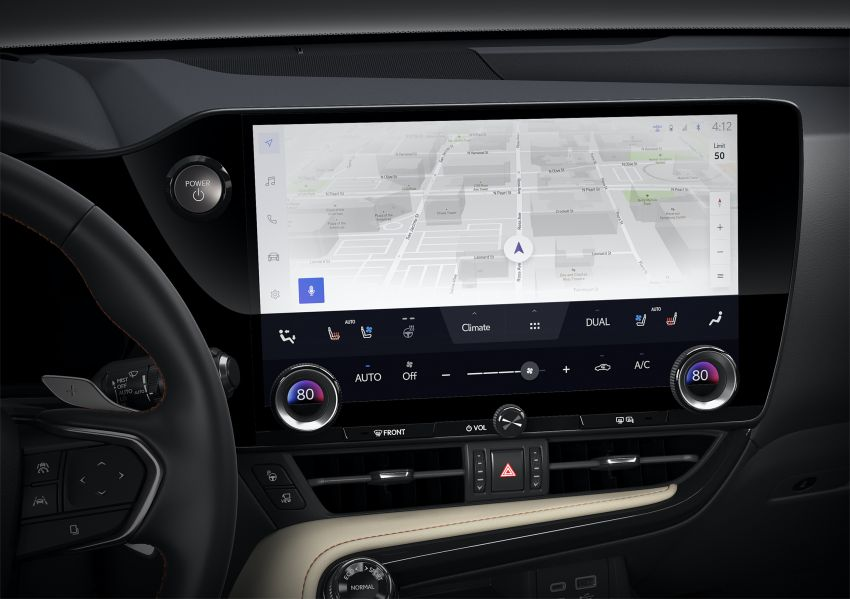 Lexus NX 2022 didedah – generasi kedua dirombak sepenuhnya, dapat enjin hibrid, PHEV dan 2.4 Turbo Image #1306969
