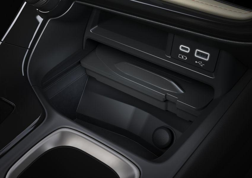 Lexus NX 2022 didedah – generasi kedua dirombak sepenuhnya, dapat enjin hibrid, PHEV dan 2.4 Turbo Image #1306972