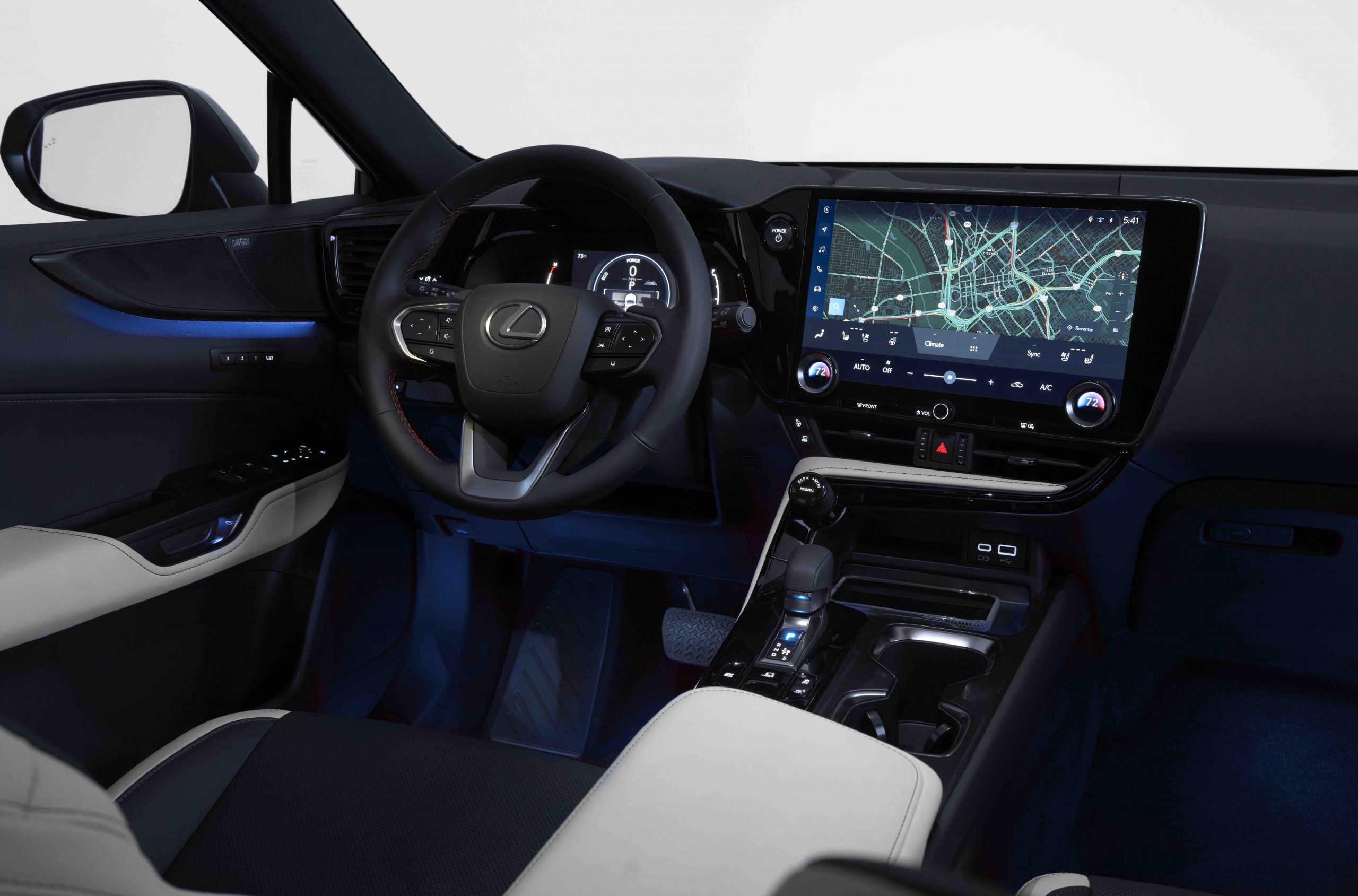Lexus NX 2022, debuts the new generation of Japanese SUV