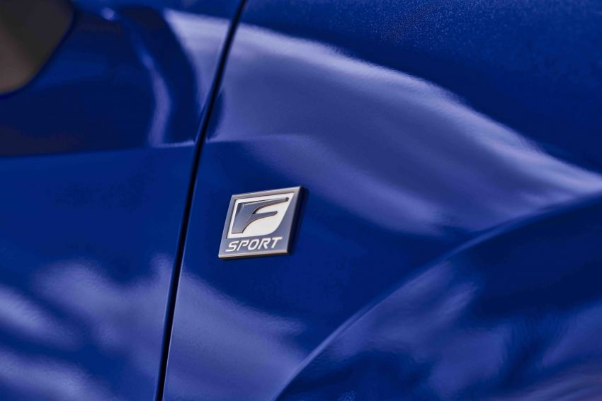 2022 Lexus NX officially revealed – second-gen SUV gets PHEV, 2.4 Turbo; new rear logo, interior concept Image #1306598