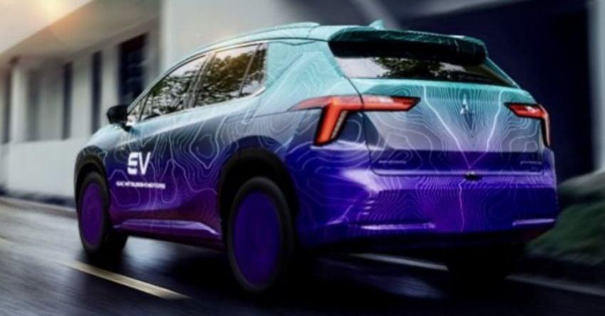 2022 Mitsubishi Airtrek EV SUV leaked ahead of launch Image #1305446