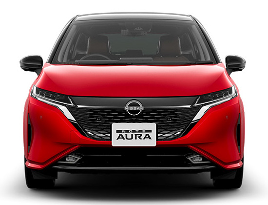 2022 Nissan Note Aura launched in Japan – design tweaks, premium kit, AWD and FWD e-Power setups Image #1307692