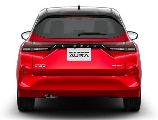 2022 Nissan Note Aura launched in Japan – design tweaks, premium kit, AWD and FWD e-Power setups Image #1307693