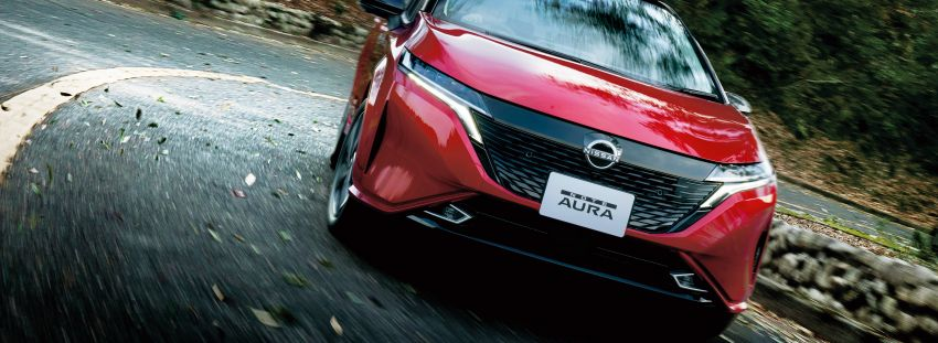 2022 Nissan Note Aura launched in Japan – design tweaks, premium kit, AWD and FWD e-Power setups Image #1307590