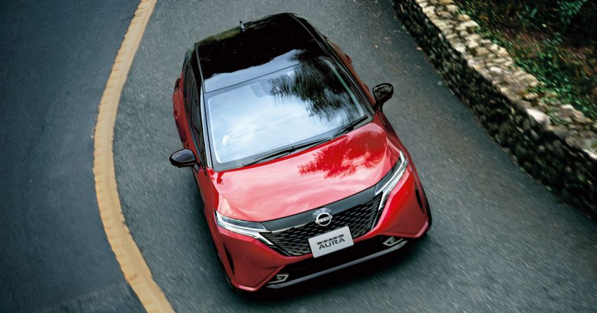2022 Nissan Note Aura launched in Japan – design tweaks, premium kit, AWD and FWD e-Power setups Image #1307591