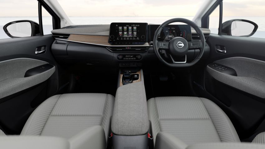 2022 Nissan Note Aura launched in Japan – design tweaks, premium kit, AWD and FWD e-Power setups Image #1307595