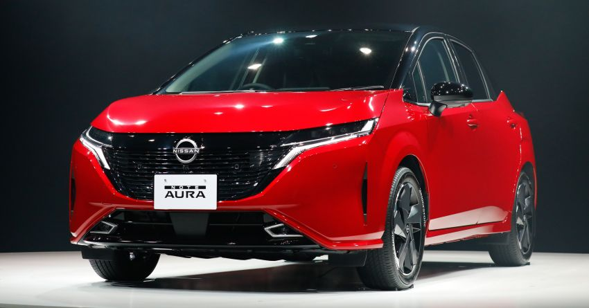 2022 Nissan Note Aura launched in Japan – design tweaks, premium kit, AWD and FWD e-Power setups Image #1307608