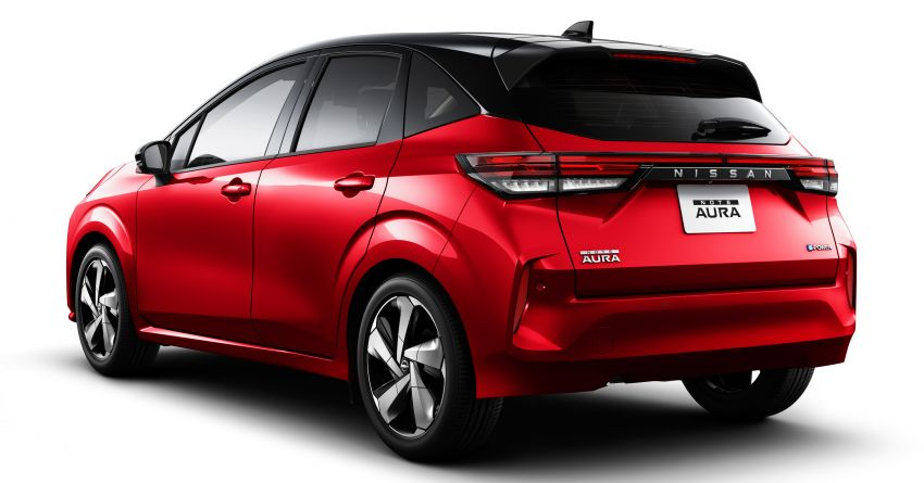 2022 Nissan Note Aura launched in Japan – design tweaks, premium kit, AWD and FWD e-Power setups Image #1307582