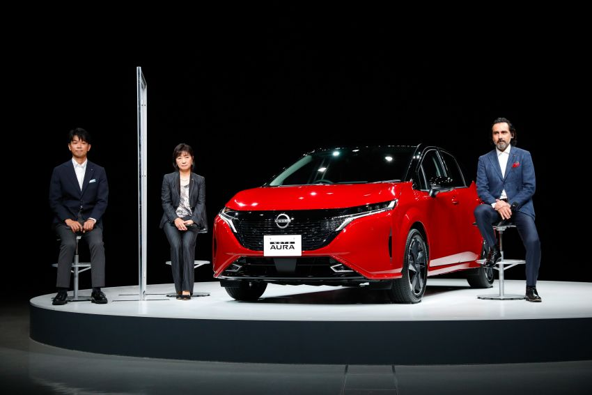 2022 Nissan Note Aura launched in Japan – design tweaks, premium kit, AWD and FWD e-Power setups Image #1307614