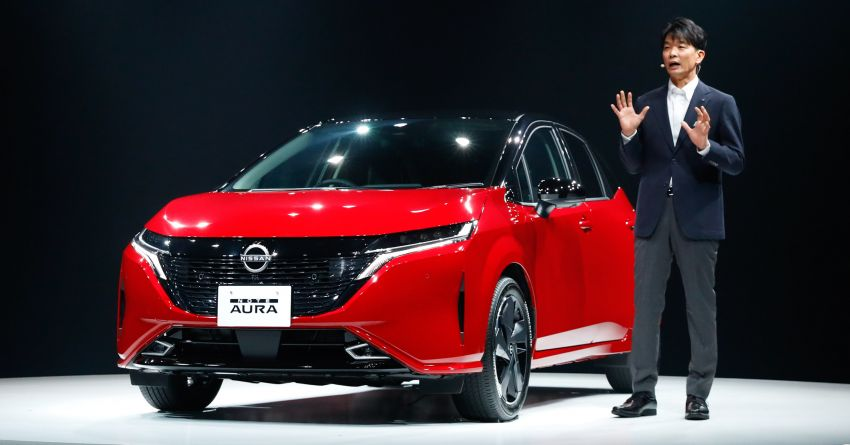 2022 Nissan Note Aura launched in Japan – design tweaks, premium kit, AWD and FWD e-Power setups Image #1307615