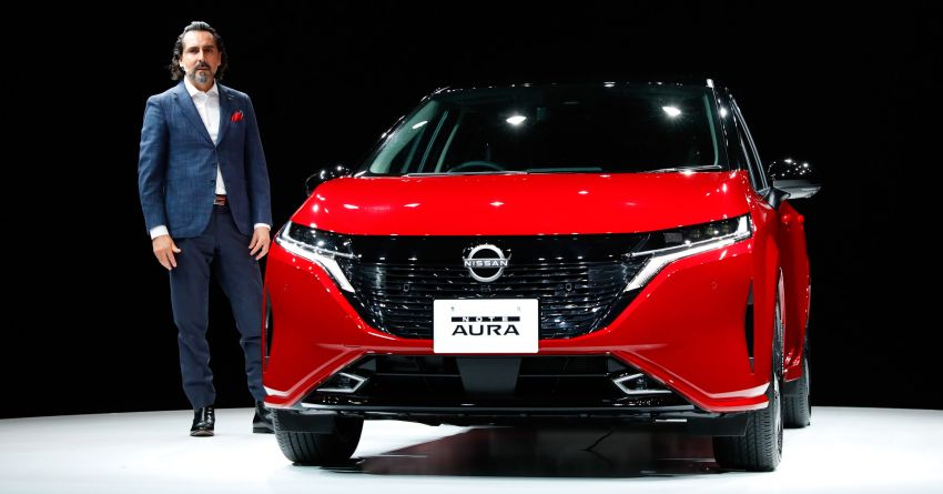 2022 Nissan Note Aura launched in Japan – design tweaks, premium kit, AWD and FWD e-Power setups Image #1307616