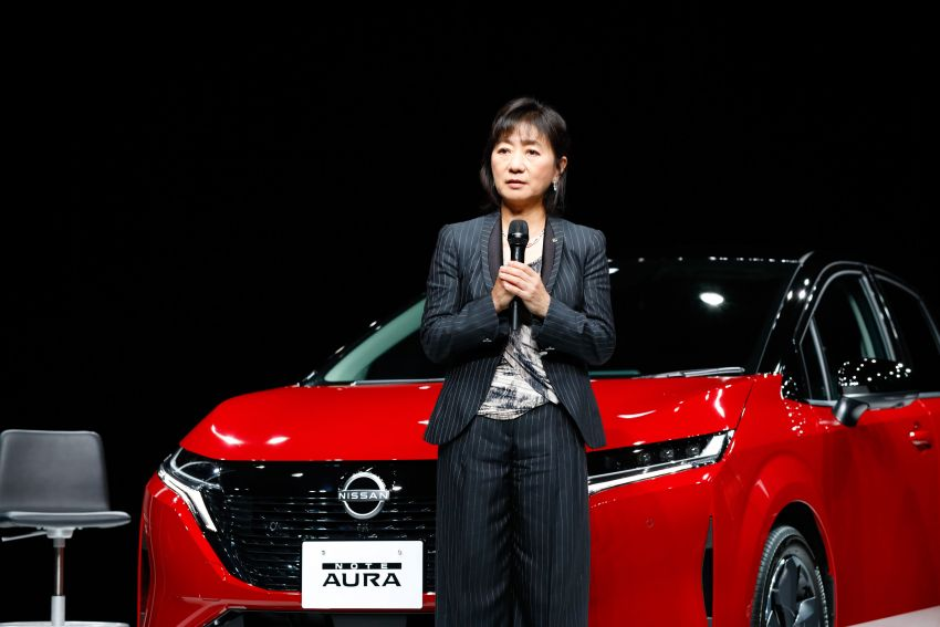 2022 Nissan Note Aura launched in Japan – design tweaks, premium kit, AWD and FWD e-Power setups Image #1307619