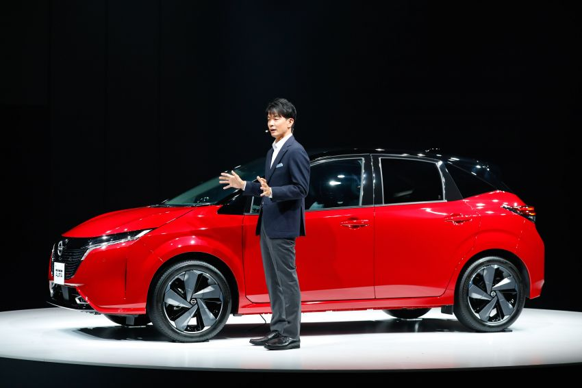 2022 Nissan Note Aura launched in Japan – design tweaks, premium kit, AWD and FWD e-Power setups Image #1307622