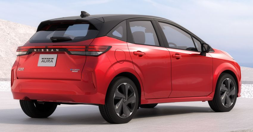 2022 Nissan Note Aura launched in Japan – design tweaks, premium kit, AWD and FWD e-Power setups Image #1307625