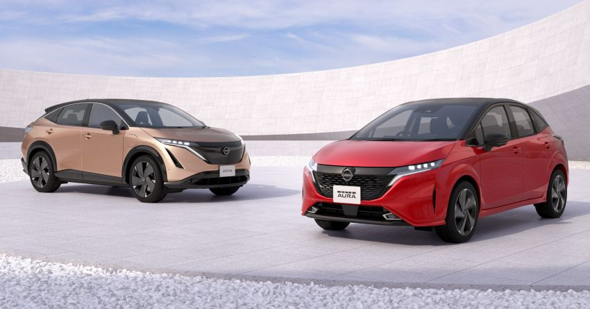 2022 Nissan Note Aura launched in Japan – design tweaks, premium kit, AWD and FWD e-Power setups Image #1307626