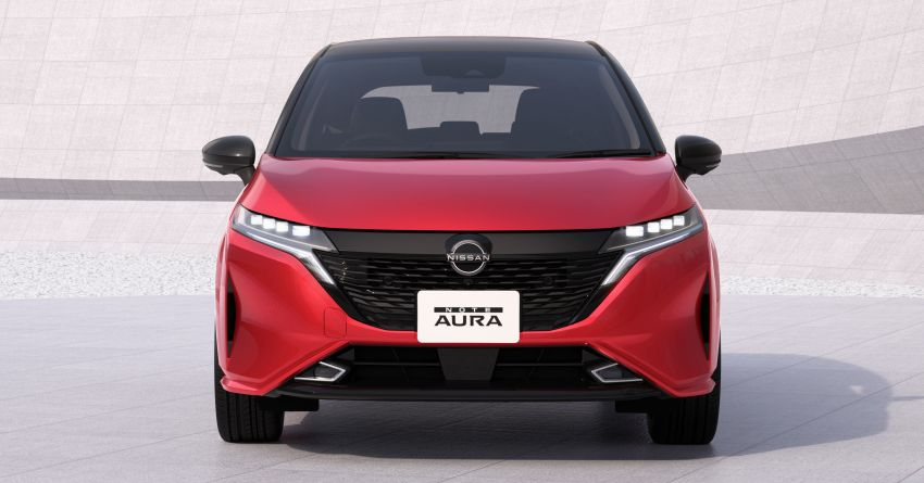 2022 Nissan Note Aura launched in Japan – design tweaks, premium kit, AWD and FWD e-Power setups Image #1307627