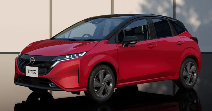 2022 Nissan Note Aura launched in Japan – design tweaks, premium kit, AWD and FWD e-Power setups Image #1307629