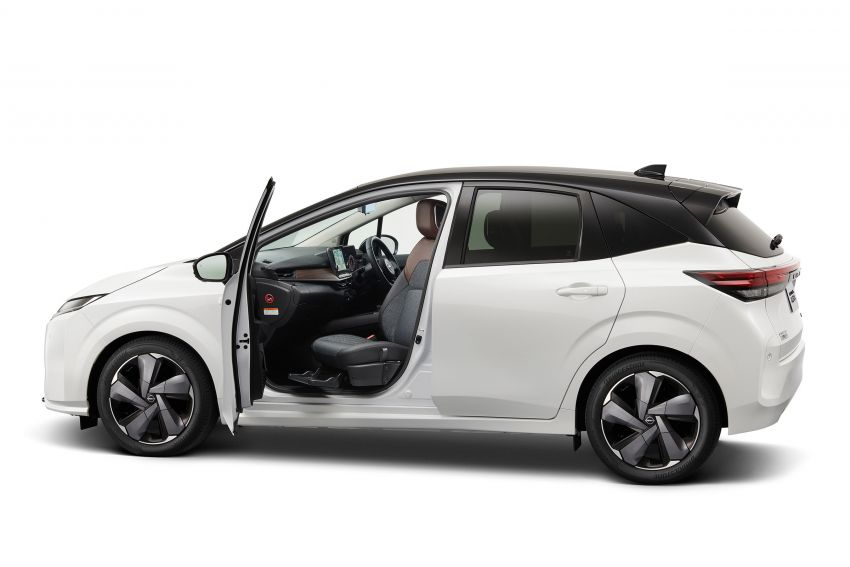 2022 Nissan Note Aura launched in Japan – design tweaks, premium kit, AWD and FWD e-Power setups Image #1307585