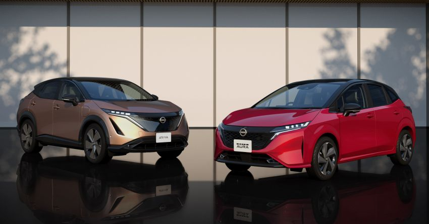 2022 Nissan Note Aura launched in Japan – design tweaks, premium kit, AWD and FWD e-Power setups Image #1307633