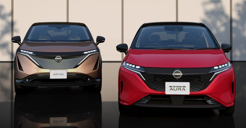 2022 Nissan Note Aura launched in Japan – design tweaks, premium kit, AWD and FWD e-Power setups Image #1307634