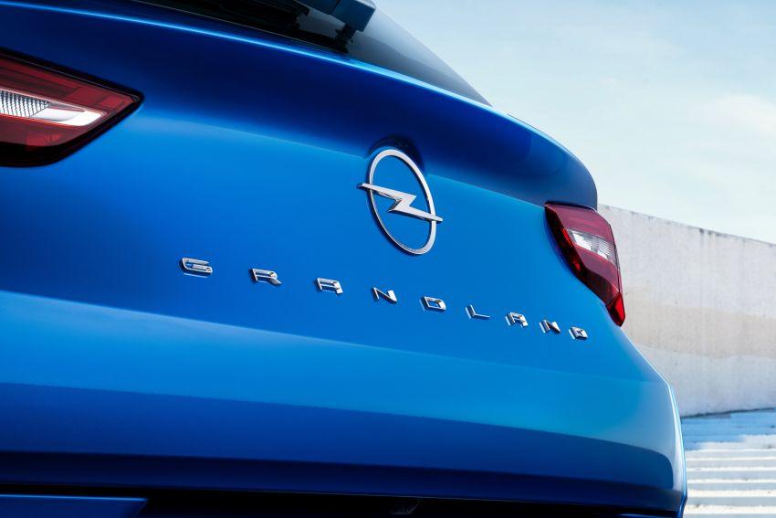 2022 Opel/Vauxhall Grandland facelift makes its debut Image #1305815