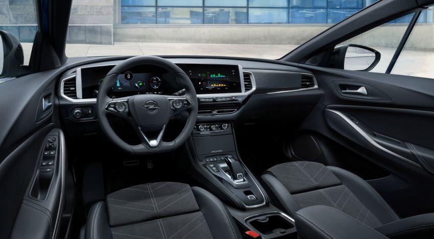 2022 Opel/Vauxhall Grandland facelift makes its debut Image #1305816