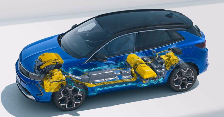 2022 Opel/Vauxhall Grandland facelift makes its debut Image #1305822