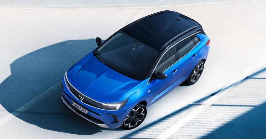 2022 Opel/Vauxhall Grandland facelift makes its debut Image #1305810