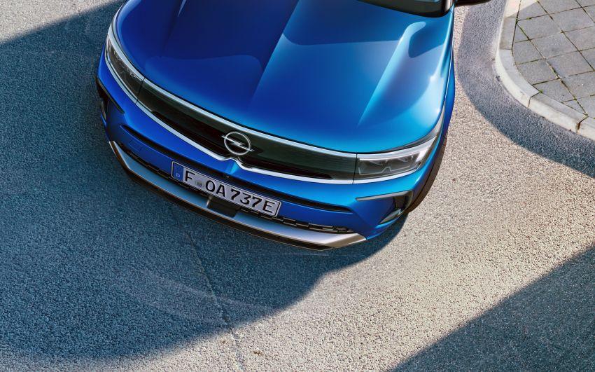 2022 Opel/Vauxhall Grandland facelift makes its debut Image #1305812