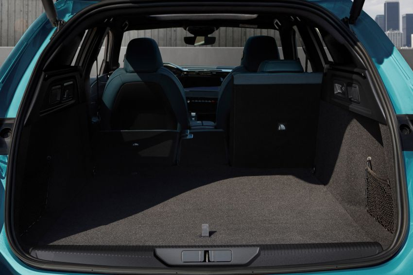 2022 Peugeot 308 SW debuts – longer wheelbase, 608 litres of boot space; 1.6L PHEV, up to 60 km e-range Image #1310290