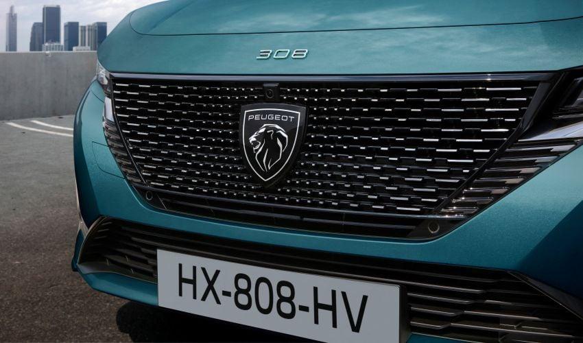 2022 Peugeot 308 SW debuts – longer wheelbase, 608 litres of boot space; 1.6L PHEV, up to 60 km e-range Image #1310292