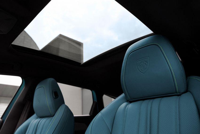 2022 Peugeot 308 SW debuts – longer wheelbase, 608 litres of boot space; 1.6L PHEV, up to 60 km e-range Image #1310295