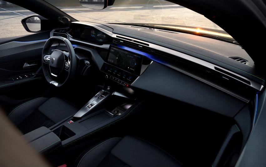 2022 Peugeot 308 SW debuts – longer wheelbase, 608 litres of boot space; 1.6L PHEV, up to 60 km e-range Image #1310300