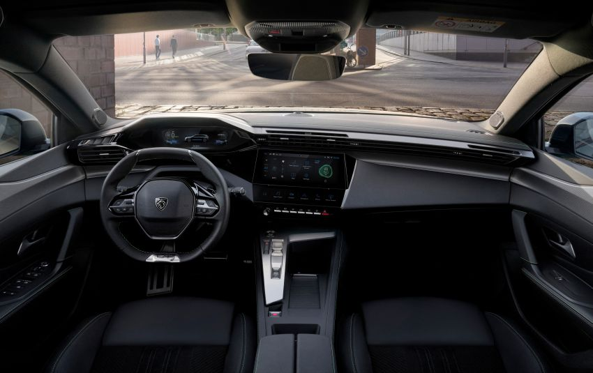 2022 Peugeot 308 SW debuts – longer wheelbase, 608 litres of boot space; 1.6L PHEV, up to 60 km e-range Image #1310301