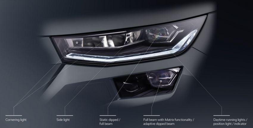 Skoda Kodiaq facelift 2022 – varian vRS dapat enjin 2.0 TSI 245 PS, DSG tujuh kelajuan  sama seperti Golf GTI Image #1313807